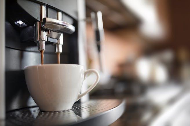Espressokone Testivoittaja